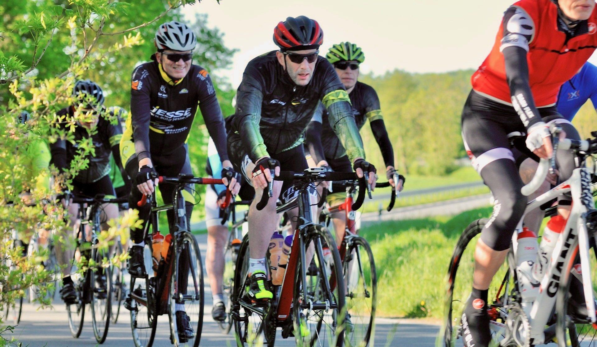Rennrad-Einsteigerkurs mit Marathon Ibbenbüren