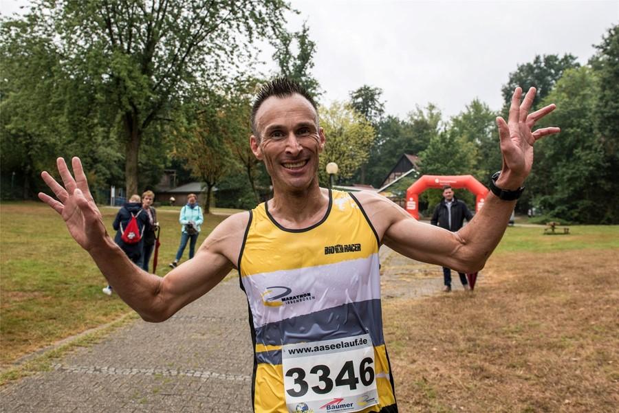 Stefan Goda beim Aaseelauf 2019